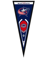 Columbus Blue Jackets Framed Pennant