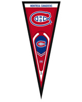 Montreal Canadiens Framed Pennant