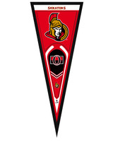 Ottawa Senators Framed Pennant