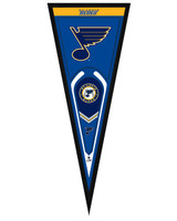 St. Louis Blues Framed Pennant