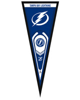 Tampa Bay Lightning Framed Pennant