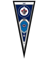 Winnipeg Jets Framed Pennant