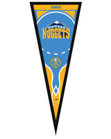 Denver Nuggets Framed Pennant