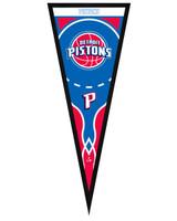 Detroit Pistons Framed Pennant
