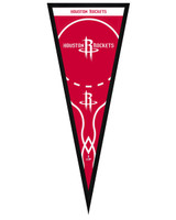 Houston Rockets Framed Pennant