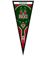 Milwaukee Bucks Framed Pennant