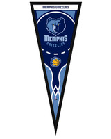 Memphis Grizzlies Framed Pennant