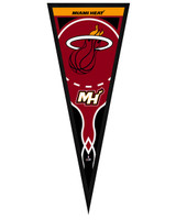 Miami Heat Framed Pennant