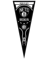 Brooklyn Nets Framed Pennant