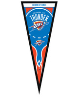 Oklahoma City Thunder Framed Pennant