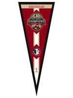 Florida State Seminoles 2014 BCS National Champions Framed Pennant
