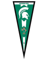 Michigan State Spartans Framed Pennant