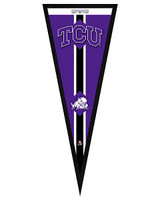 TCU Horned Frogs Framed Pennant