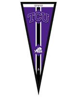 TCU Horned Frogs Framed Pennant