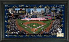 San Diego Padres 2018 Signature Field