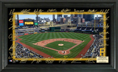 Pittsburgh Pirates 2018 Signature Field