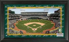 Oakland A's 2018 Signature Field