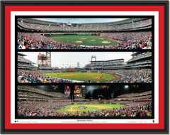 Philadelphia Phillies Triple Collage Framed Picture