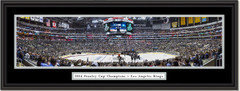 LA Kings 2014 Stanley Cup Championship Framed Picture