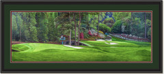 Augusta Amen Corner Framed Golf Art