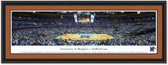 Memphis FedEx Forum Basketball Framed Poster