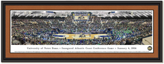 Notre Dame Joyce Center Inaugural ACC Game Framed Picture