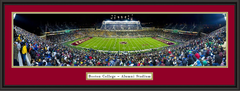 Boston College Alumni Stadium Framed Picture