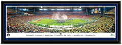 Auburn 2011 BCS National Championship Framed Picture matted