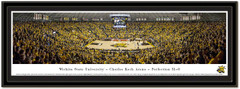 Wichita State Shockers Perfect Season Framed Print matted