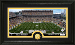 Pittsburgh Steelers Heinz Field Stadium Bronze Coin Photo Mint