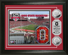 Ohio State 125th Anniversary Coin Picture