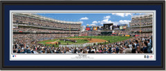 Derek Jeter Day Panoramic Signed Framed Poster