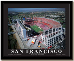San Francisco 49ers Levi's Stadium Aerial Photo