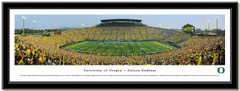 Oregon Autzen Stadium Panoramic Framed Picture no mat
