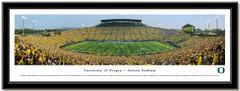 Oregon Autzen Stadium Panoramic Framed Picture no mat