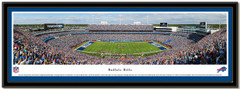 Buffalo Bills Ralph Wilson Stadium Touchdown Framed Poster matted