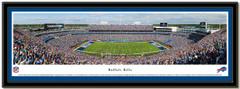 Buffalo Bills Ralph Wilson Stadium Touchdown Framed Poster matted