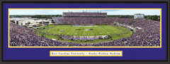 ECU Dowdy-Ficklen Stadium Framed Picture