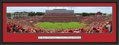 NC State Carter-Finley Stadium Afternoon Framed Picture