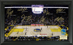 Golden State Warriors Team Signature Framed Picture