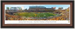 Arizona State University Sun Devil Stadium Framed Print