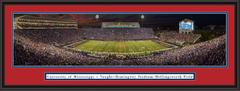 Mississippi Vaught-Hemingway Stadium Framed Panoramic Picture