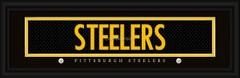 Pittsburgh Steelers signature player jersey prints