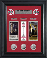 Ohio State 2014 National Champions Deluxe Ticket Collection