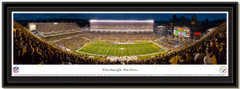 Pittsburgh Steelers Heinz Field Night Framed Picture