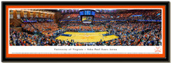 Virginia John Paul Jones Arena Framed Picture matted