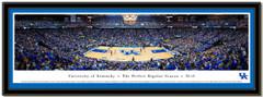 Kentucky Wildcats Perfect Regular Season Framed Picture matted