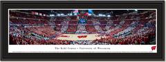 Kohl Center Wisconsin Badgers Basketball Panoramic Print