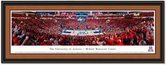 Arizona Wildcats McKale Center Basketball Framed Picture
