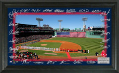 Boston Red Sox 2018 Signature Field